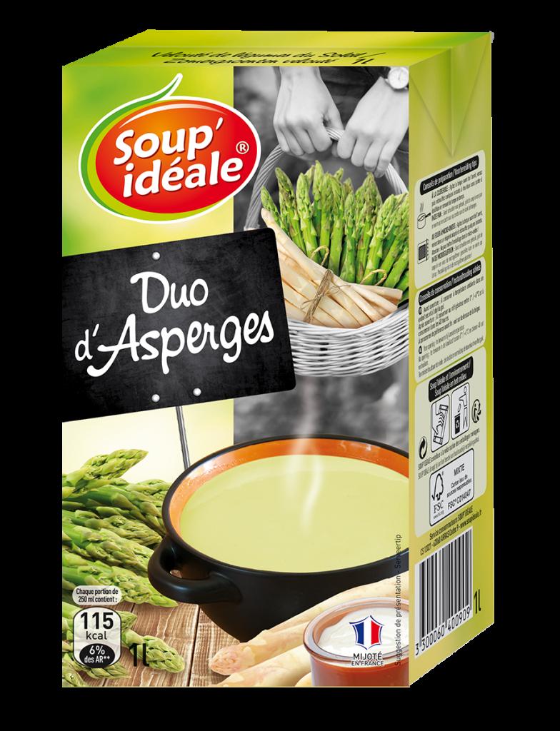 Duo d'asperges