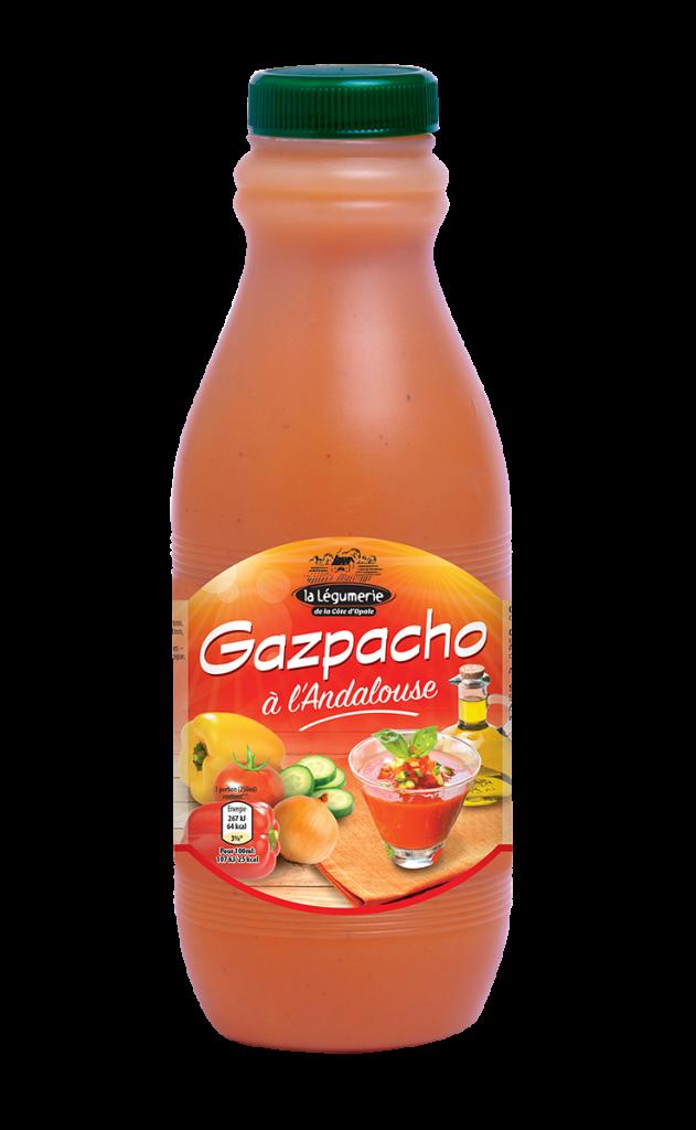 Gazpacho à l'andalouse