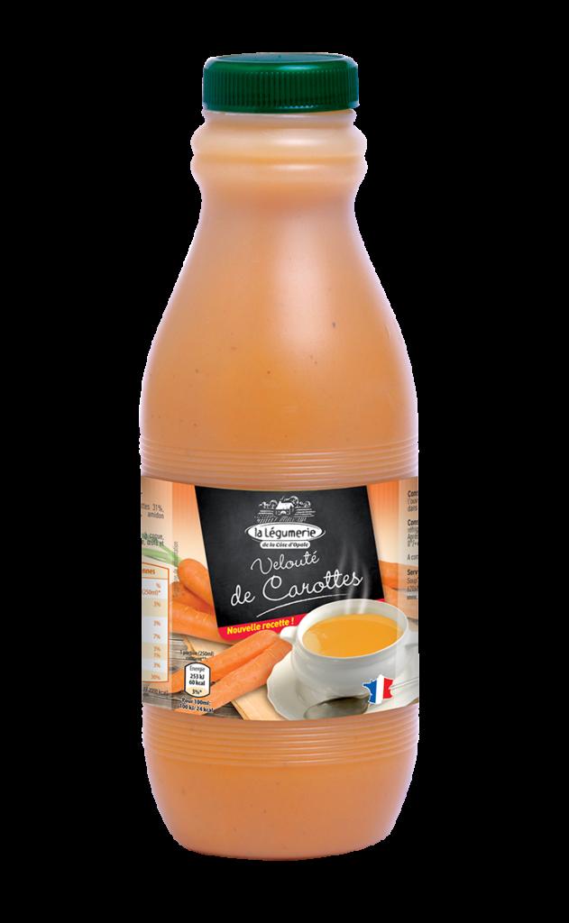 la légumerie_velouté de carottes